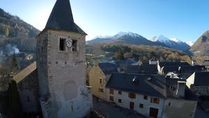 Vidéo promotionnelle église de Bourisp
