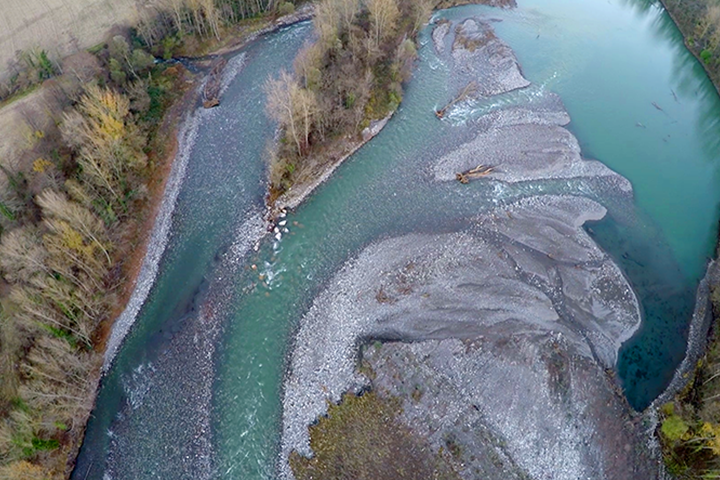 inspection-ouvrage-drone-lac